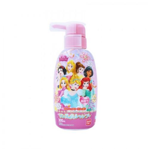 Bandai 公主二合一洗髮水300ml