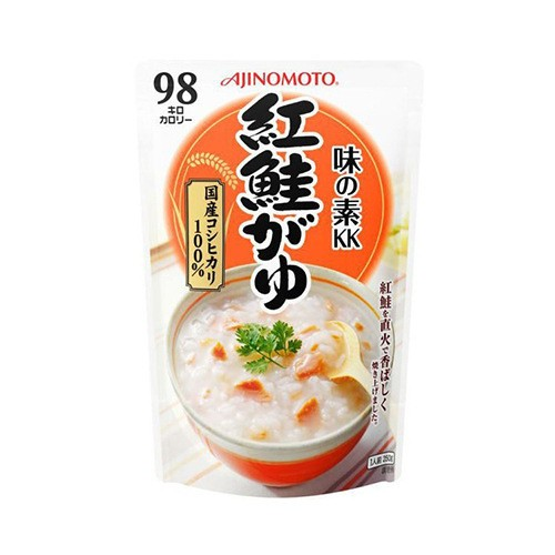 Ajinomoto 紅鮭魚粥250g