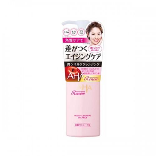 BCL AHA 去角質透肌保濕卸妝乳135ml
