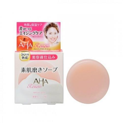BCL AHA 去角質透肌保濕潔面膏80g