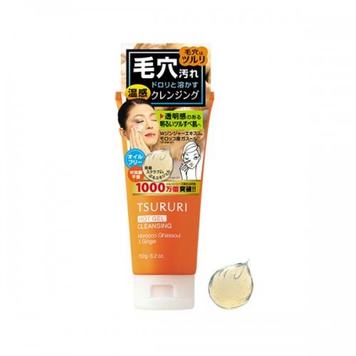 BCL Tsururi 深層清潔溫感卸妝凝膠150g
