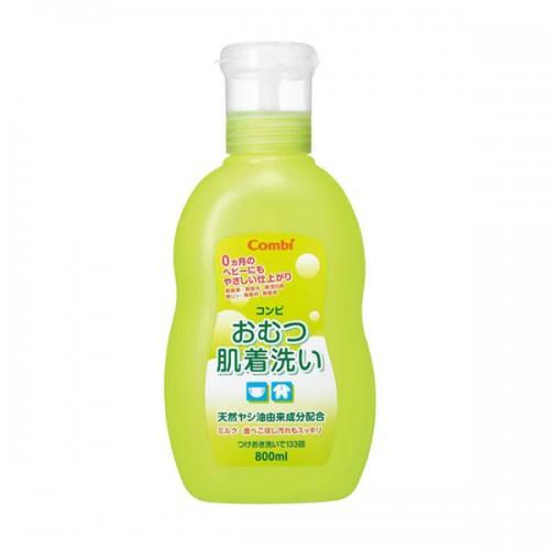 Combi 嬰兒衣物洗衣液(天然植物性)800ml