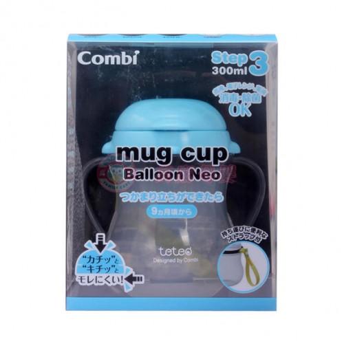 Combi Neo匙嘴式學習飲水杯300ml (合9個月起)