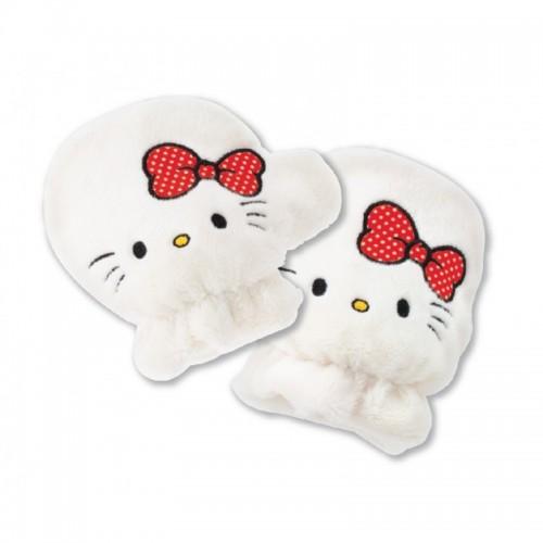 Combi Hello Kitty kasa kasa mitten(手套)