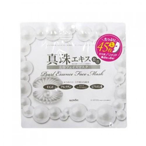 Alovivi 真珠精華面膜45片庄