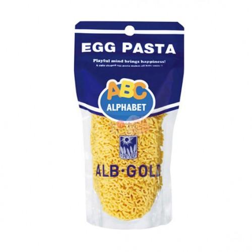 ALB GOLD 雞蛋通粉(ABC型)90g