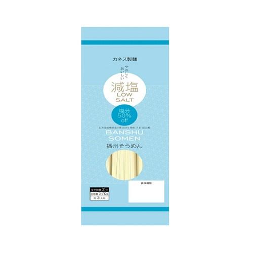 Kanesu 減鹽50%掛麵(3人前)270g