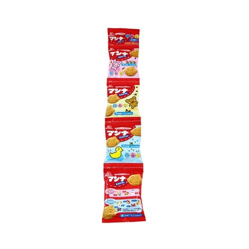 森永 (20003)7個月起嬰兒餅乾52g (四小包掛庄)