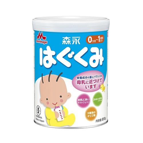 森永奶粉810g(0-12個月)