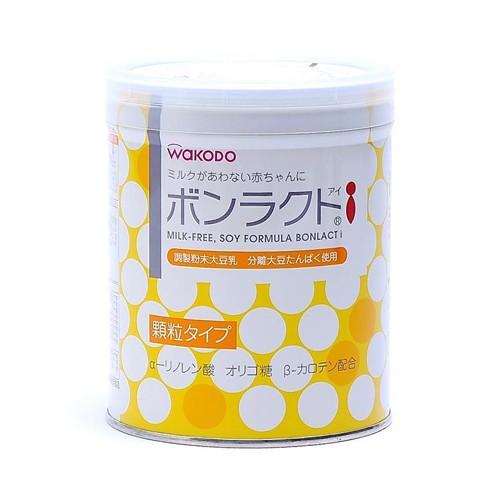 和光堂 對牛奶敏感的嬰兒豆奶粉360g(0-12個月)
