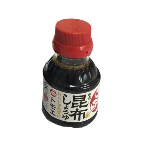 福山 日高昆布減鹽醬油(9%鹽份)100ml