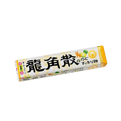龍角散潤喉糖(沖繩香檸味)10粒庄