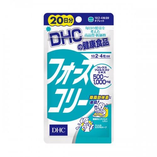 DHC - 4 Slim 速效修身素 20日份 (80粒)(4511413403143)