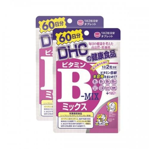 DHC - 維他命B雜補充食品 120粒 (60日份) x 2包