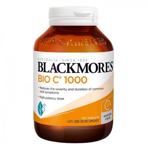 BLACKMORES - BioC® (1000毫克) 維他命C 150粒