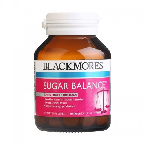 BLACKMORES - 糖平衡 90粒