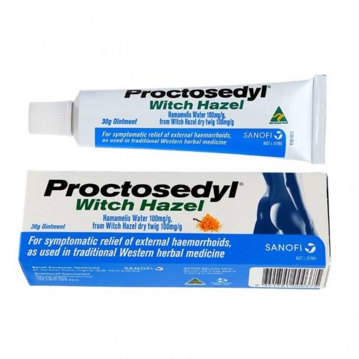澳洲 PROCTOSEDYL 痔瘡膏 30g