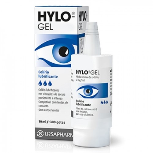 HYLO-GEL 潤眼液 10ml