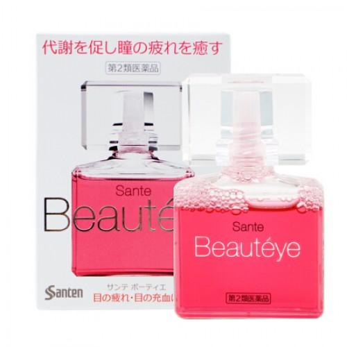日本 參天製藥 Beauteye 玫瑰眼藥水/眼液 12ml