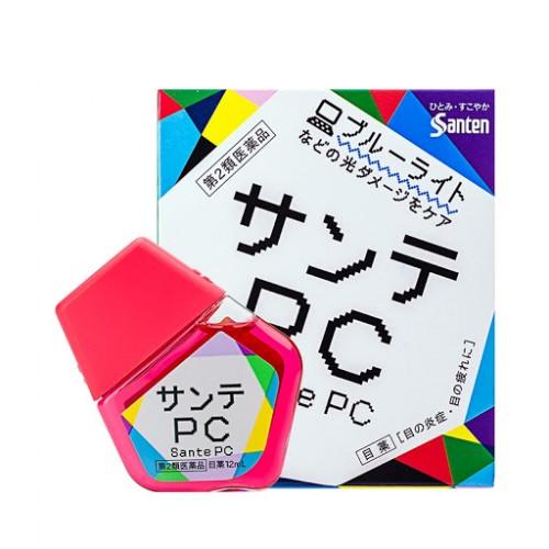 日本 參天製藥 PC 電腦眼藥水 12ml