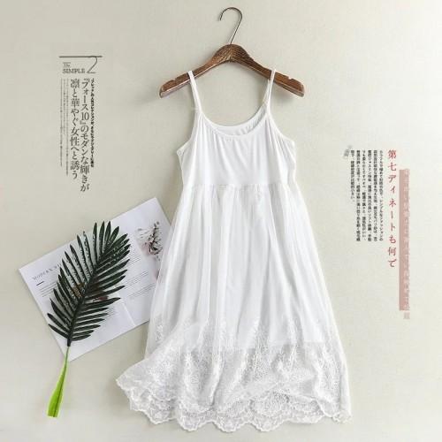 韓版厘士吊帶連身裙
