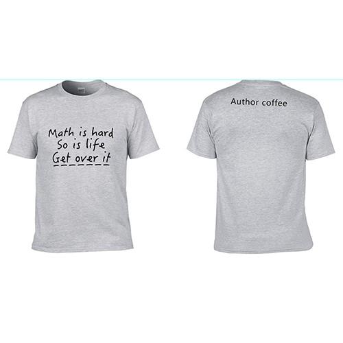 Author Coffee原創T恤