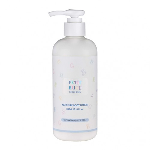 ETUDE HOUSE Petit Bijou Cotton Snow Moisture Body Lotion 雪綿綿保濕身體潤膚乳 300ml