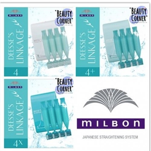 日本Milbon Deesse's Hair Treatment (9g X 4) [4]