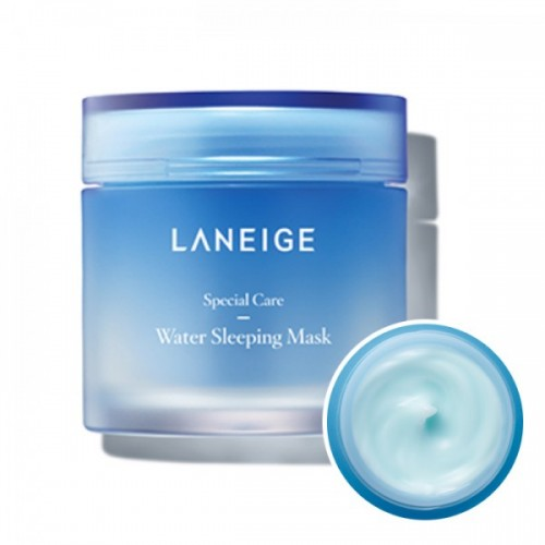 LANEIGE WATER SLEEPING MASK 水亮補濕睡眠面膜