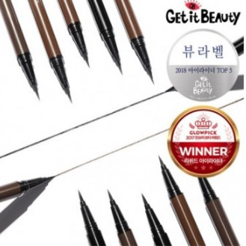 MERZY 極細防水眼線液 (GET IT BEAUTY TOP3 EYELINER) (P2-Brownie)