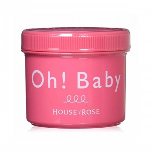 HOUSE OF ROSE - Oh! Baby 身體去角質磨砂膏570g