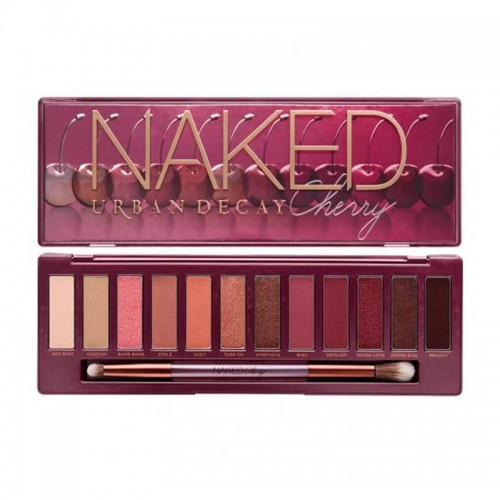 URBAN DECAY Naked Cherry 櫻桃12色眼影組合 (限量版)