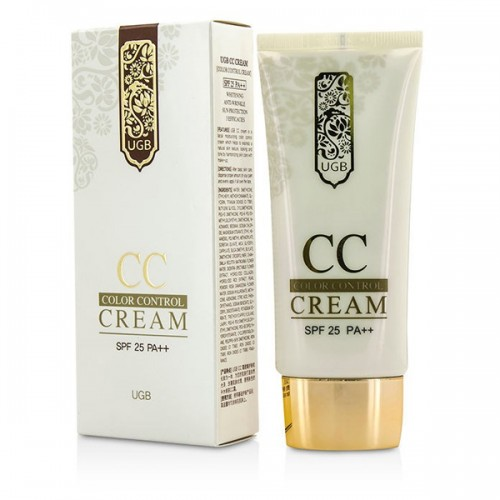 UGB Color Control Cream 自動調色CC霜 SPF25/PA++ 40ml