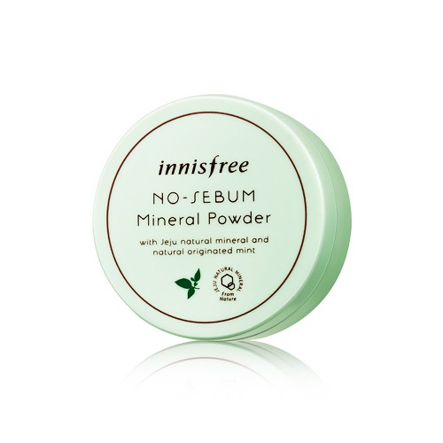 Innisfree No Sebum Mineral Powder 礦物控油碎粉 5g