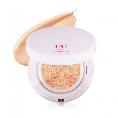 Banila Co It Radiant CC Cushion 透亮保濕調色CC氣墊粉餅(#BP15自然色) SPF35/PA++