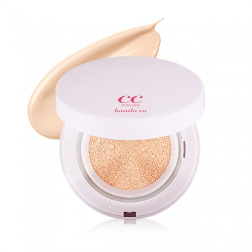 Banila Co It Radiant CC Cushion 透亮保濕調色CC氣墊粉餅(#BE10亮色) SPF35/PA++