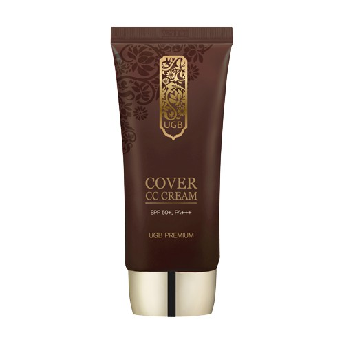 UGBang UGB Cover CC Cream 高效遮瑕防曬CC霜 SPF50/PA+++ 40ml