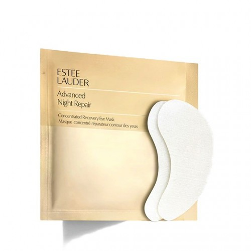 Estée Lauder Advanced Night Repair 再生基因瞬亮修護眼膜4片