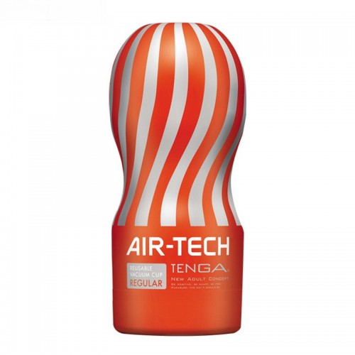 Tenga Air-Tech 重複使用型真空杯 (紅 - 常用型)