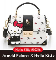 Hello Kitty 迷必睇:  Arnold Palmer X Hello Kitty