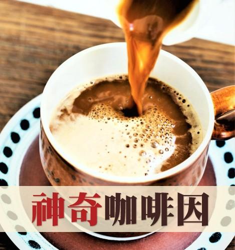 神奇咖啡因